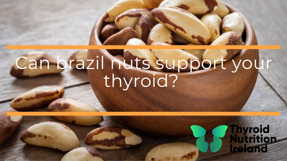 Brazil Nuts Support Thyroid